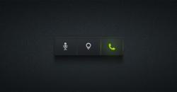 Dark Icons Toolbar