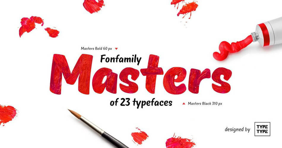 Font Masters
