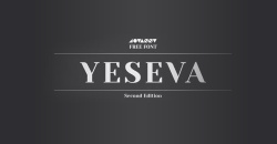 Font Yeseva