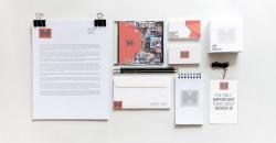 Stationery Branding Mockups Set 1