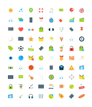 Tiny Vector Icons Collection