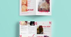 Half Fold Mockup Volume 6