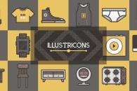 Illustricons: 36 Free Icons