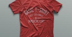 T-Shirt Mockup Volume 2