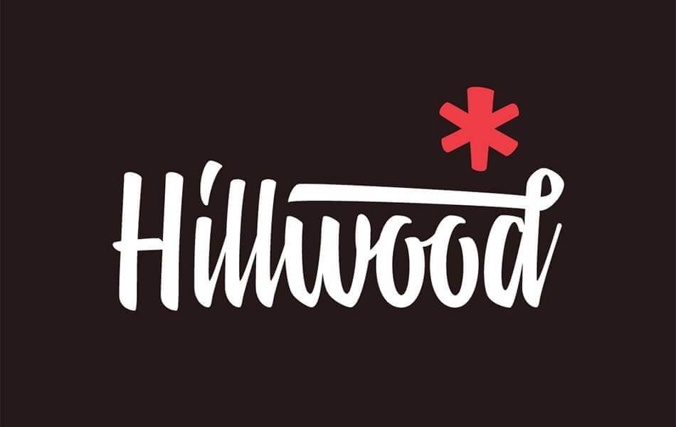 Font Hillwood
