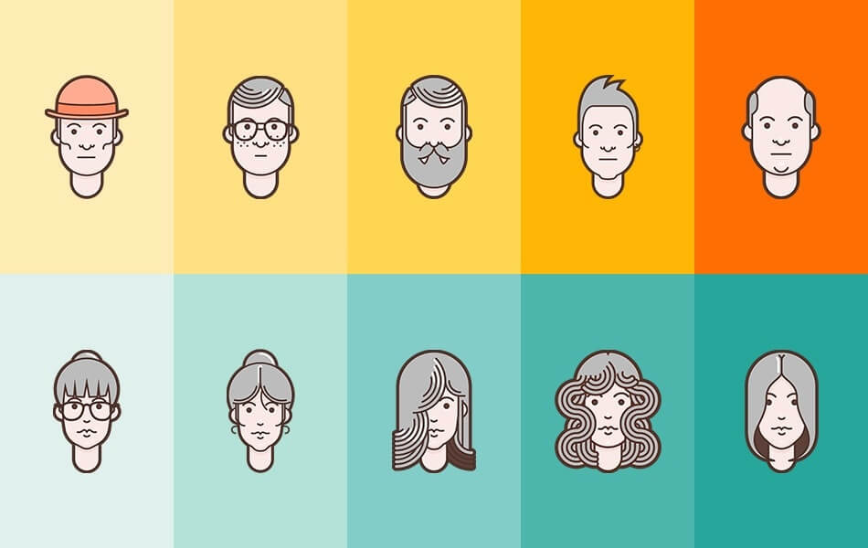 Material Design Avatars