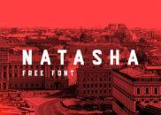 Font Natasha