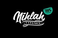 Font Nihlah