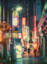 Nochnoy Tokio Ot Masashi Wakui