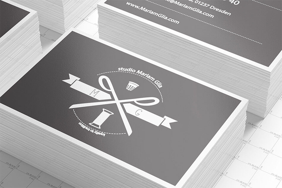 Business Cards Mock up (85x55)