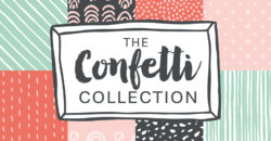 «Confetti» – Hand Drawn Patterns