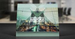 Desk Calendar Mock-Up vol.1
