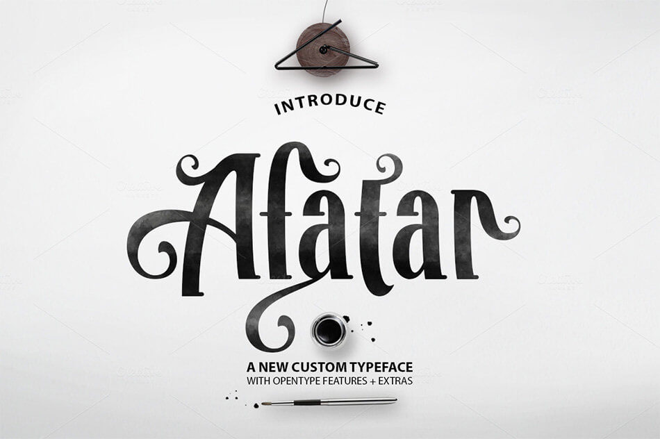 Font Afatar