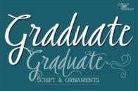 Font Graduate