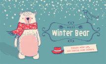 The Winter Bear Pack