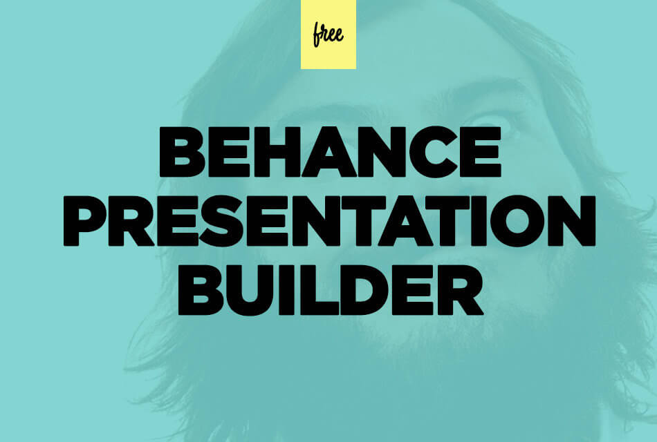 Free Behance Presentation Builder