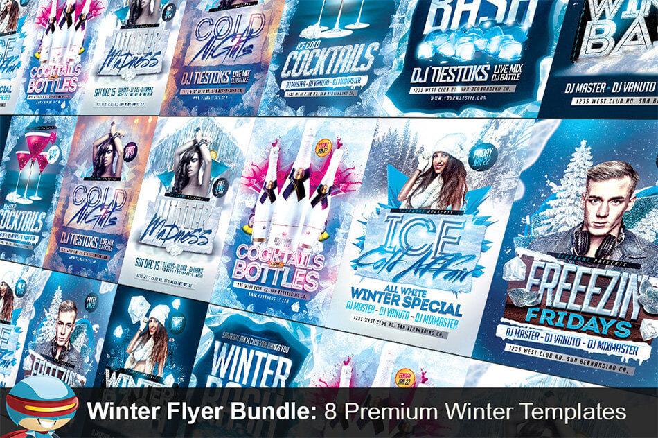 Flyerheroes Winter Bundle