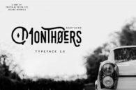 Font Monthoers