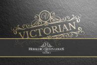 Heraldic Crest Logos Vol.4