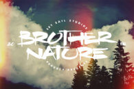 Font Brother Nature