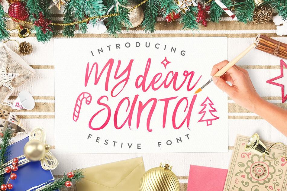 My Dear Santa