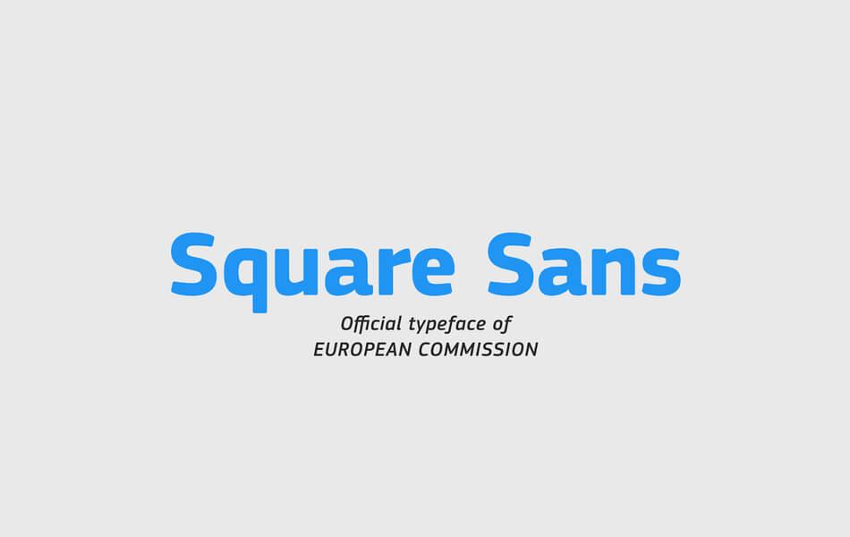 PF Square Sans Pro