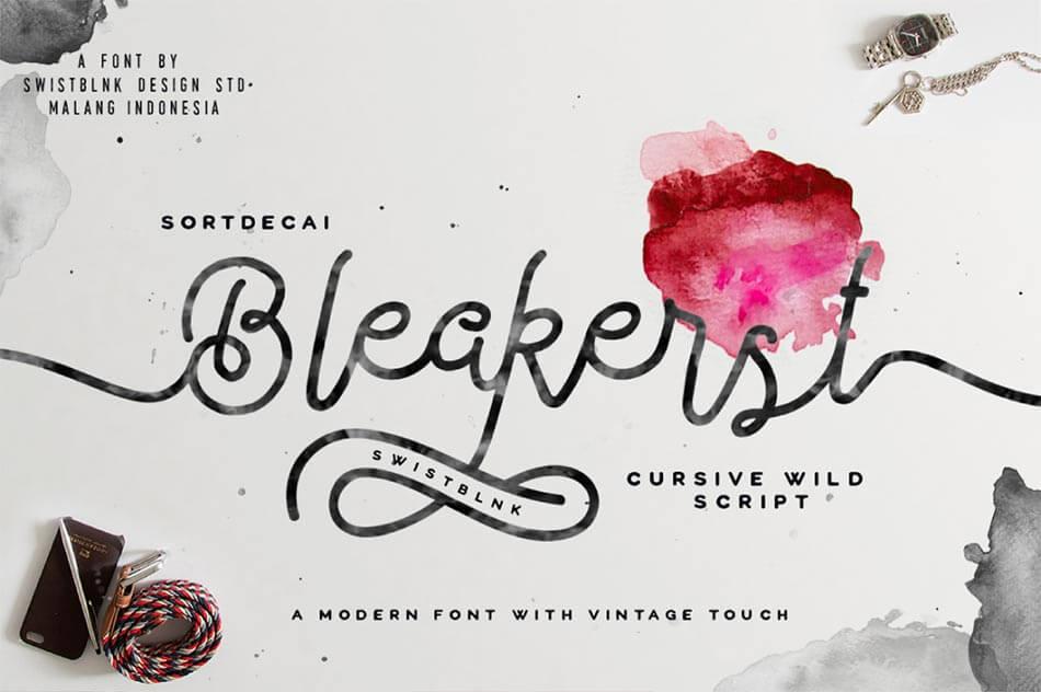Bleakerst Script