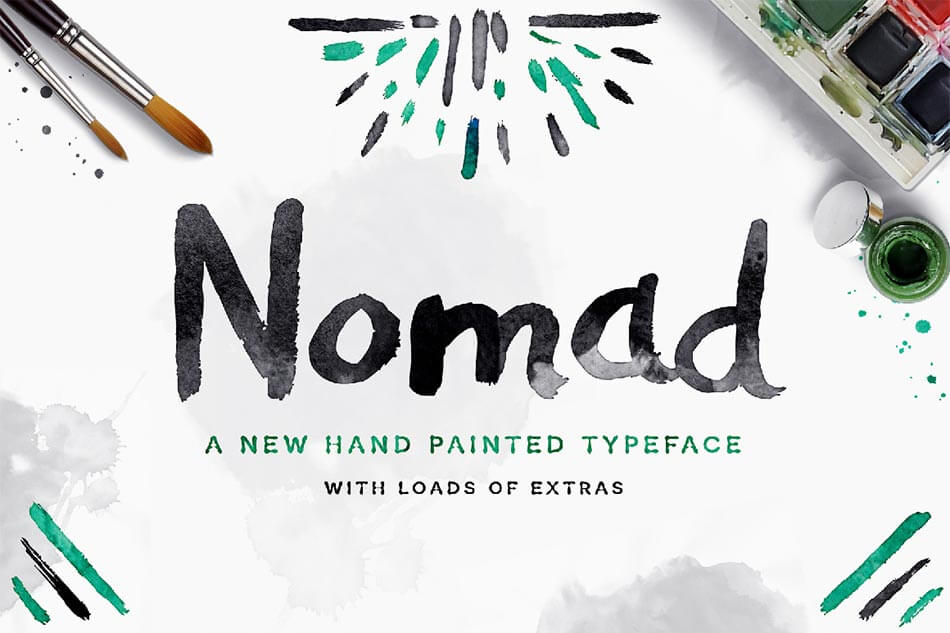 Nomad Font