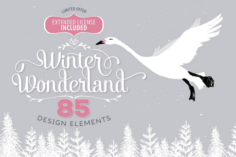 Winter Wonderland Designer's Toolkit