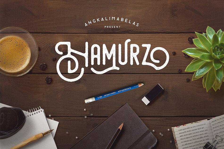 Font Hamurz