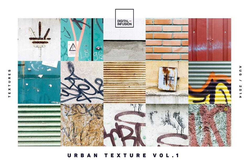 Urban Texture vol. 1
