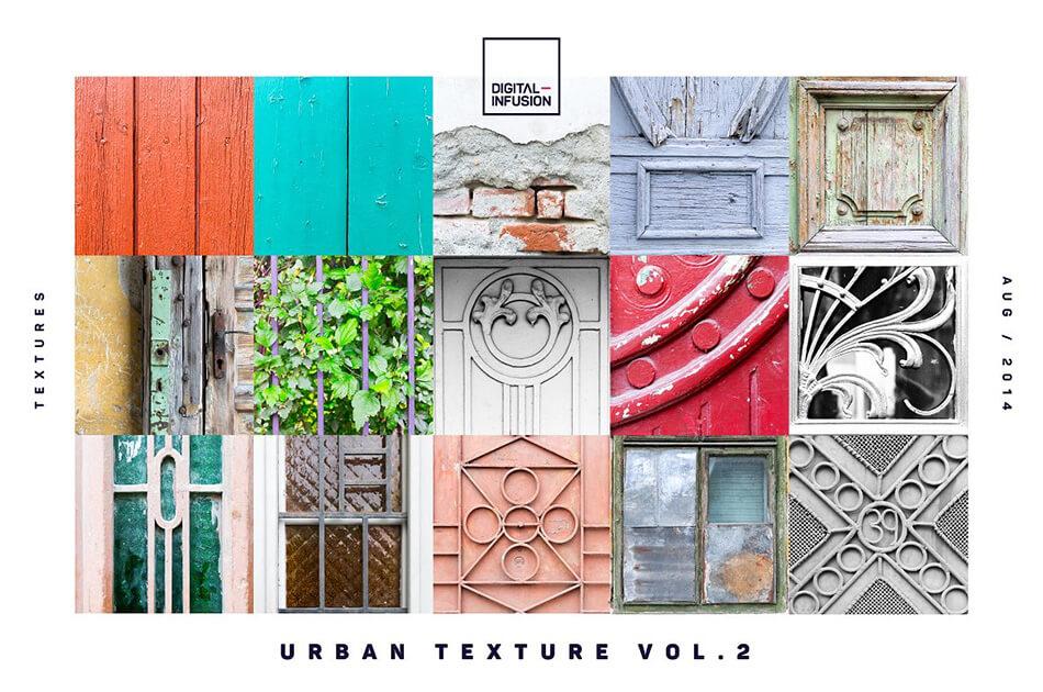 Urban Texture vol. 2