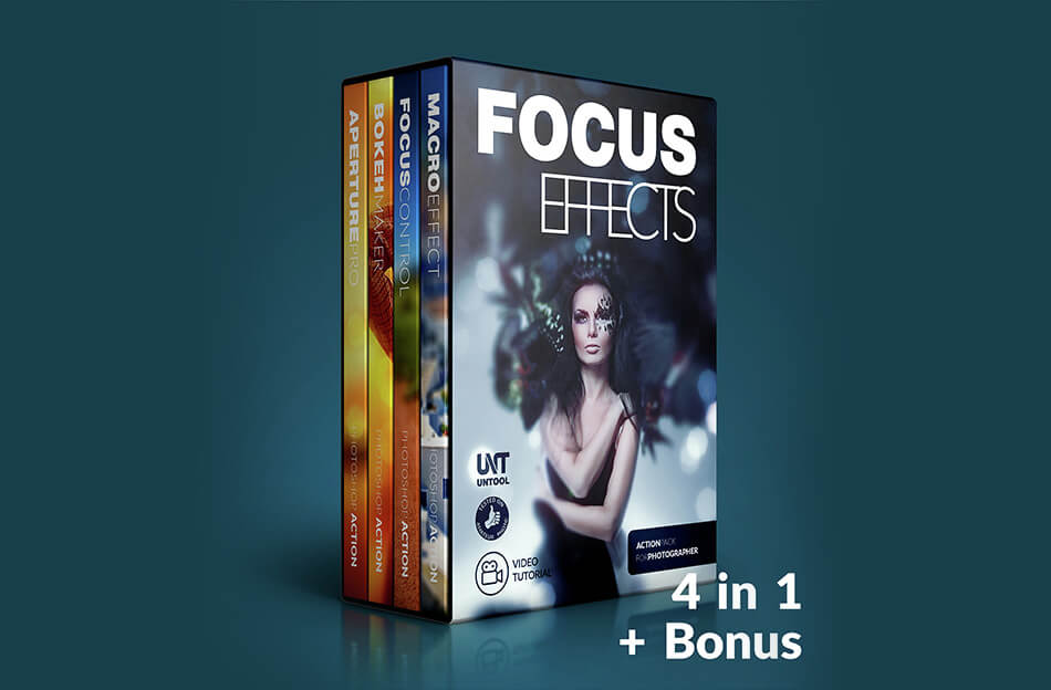 Focus Effect Action Bundle