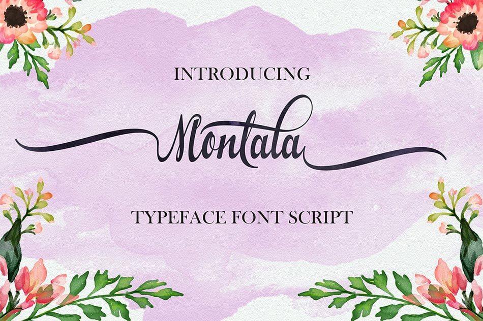 Montala Script