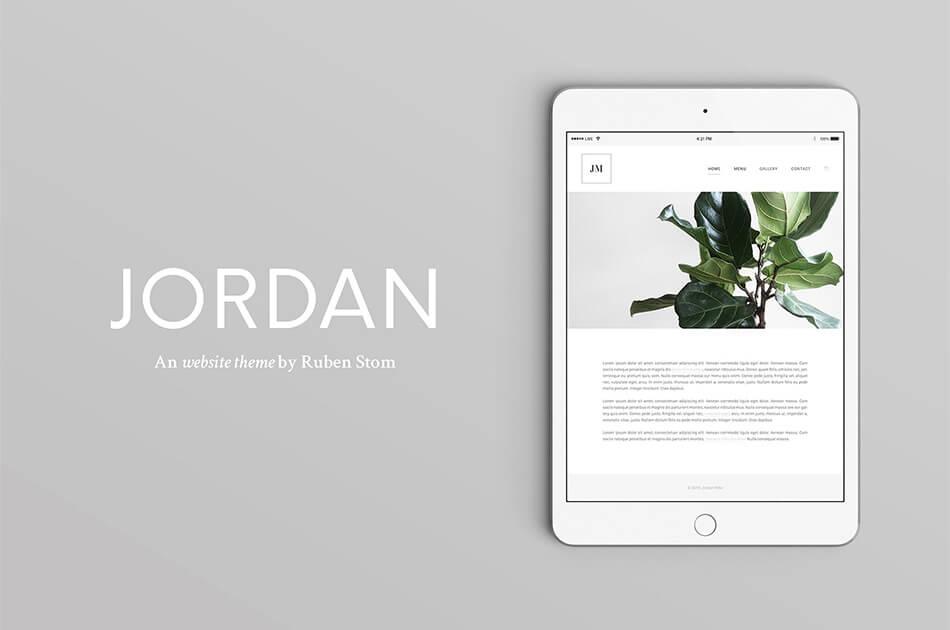 Jordan Website