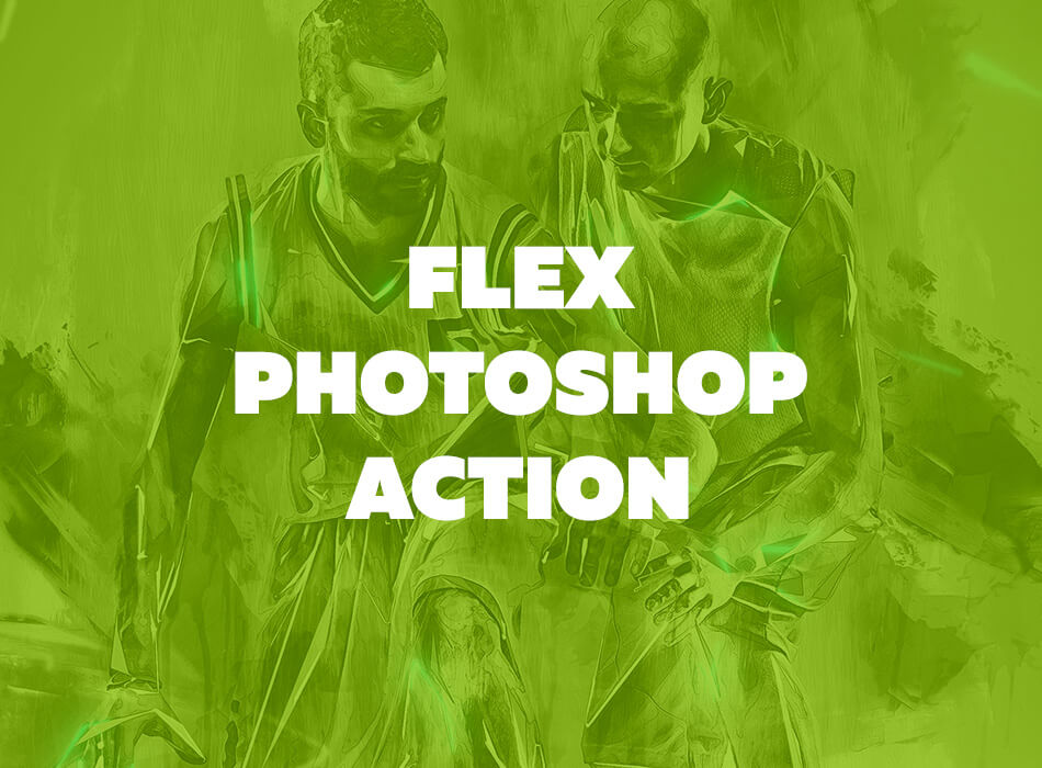 Flex Photoshop Action