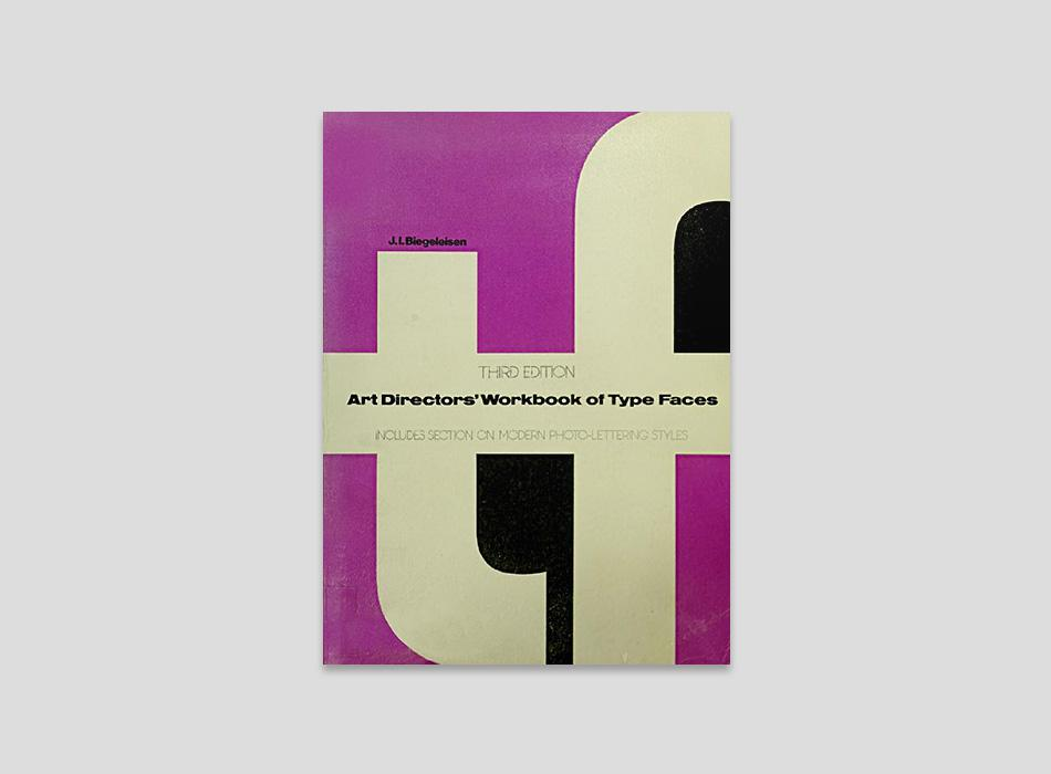 Art Directors Workbook of Typefaces