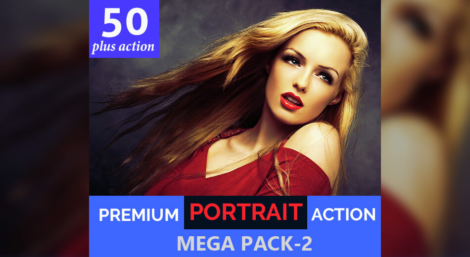 Portrait Mega Action Set 2