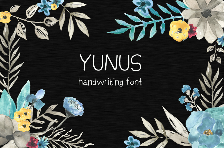 Yunus Font