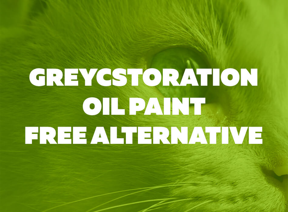 GREYCstoration - Photoshop CC 2014 Oil Paint Free Alternative